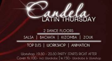 Candela latin thursday